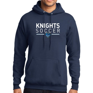 Inter United Academy Hooded Sweatshirt - Navy PC78H-IUA