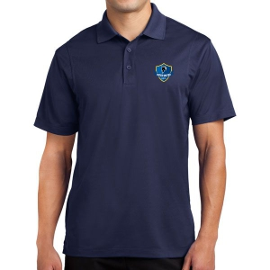Inter United Academy Polo Shirt - Navy ST650-IUA