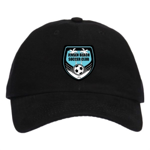 Jensen Beach Custom Hat - Black JB-C913