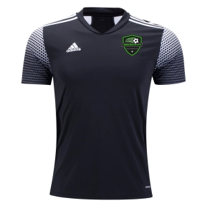 Jensen Beach Elite FC adidas Regista 20 Jersey - Black/White JB-FI4552