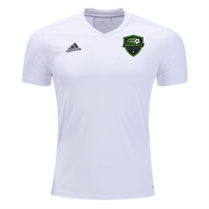 Jensen Beach Elite FC adidas Youth Regista 20 Jersey - White JBE-FQ2110