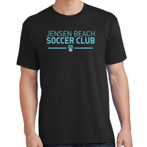 Jensen Beach T-Shirt - Black JB-PC54-B