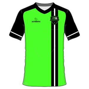 Authentic Jensen Beach Elite FC Jersey - Neon Green JBE-Authentic-JBE