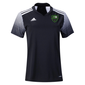 Jensen Beach Elite FC adidas Women's Regista 20 Jersey - Black/White JBE-FI4544