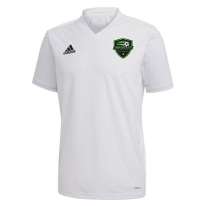 Jensen Beach Elite FC adidas Women's Regista 20 Jersey - White JBE-FQ2109