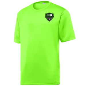 Jensen Beach Elite FC Training Jersey - Neon Green JBE-ST320