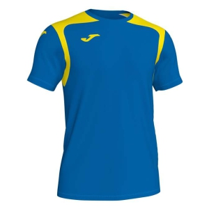 Joma Champion IV Jersey - Royal/Yellow 101264.709