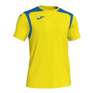 Joma Champion IV Jersey - Yellow/Royal 101264.907