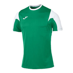 Joma Estadio Jersey - Green/White JomEsGrnWhi