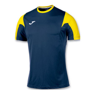 Joma Estadio Jersey - Navy/Yellow JomEsNavYel