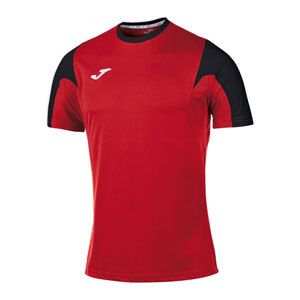 Joma Estadio Jersey - Red/Black JomEsRedBlk
