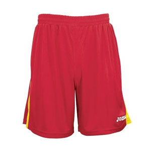 Joma Tokio Shorts - Red/Yellow JomaTokRedYel