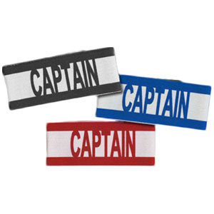 Kwik Goal International Captain's Arm Band 19B11