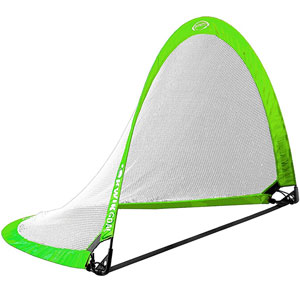 Kwik Goal Infinity® Pop-up Goal Hi-Vis - 4 Ft - Green 2B7124-LCS