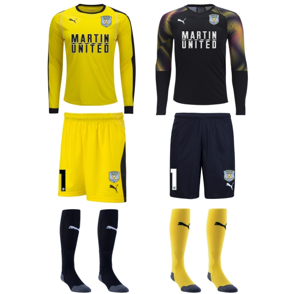 Martin United Soccer Club - Adult GK Required Kit MUSC-ADGKKT19