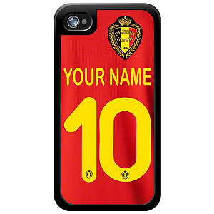Belgium Custom Player Phone Cases - iPhone (All Models) iph-belg-plyr