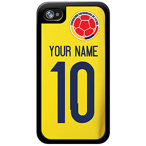 Colombia Custom Player Phone Cases - iPhone (All Models) iph-col-plyr