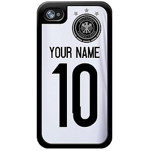 Germany Custom Player Phone Cases - iPhone (All Models) iph-ger-plyr