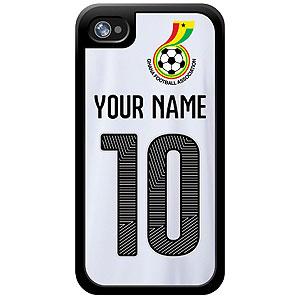 Ghana Custom Player Phone Cases - iPhone (All Models) iph-ghn-plyr