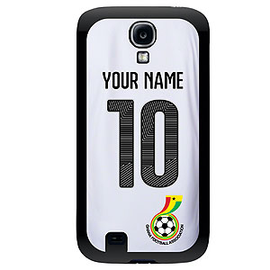 Ghana Custom Player Phone Cases - Samsung (All Models) sms-ghn-plyr