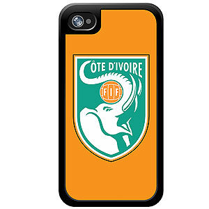 Ivory Coast Custom Crest Phone Cases - iPhone (All Models) iph-ivcst-cst