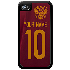 Russia Custom Player Phone Cases - iPhone (All Models) iph-russ-plyr