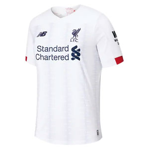 New Balance Liverpool Youth Away Jersey 2019-2020 JT930013