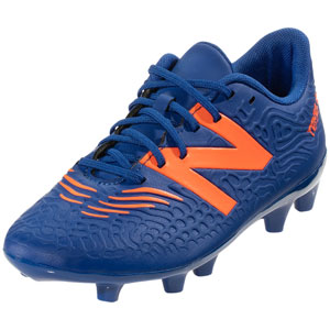 New Balance Tekela V3 Magique FG - Royal Blue/Orange JST3FBG3