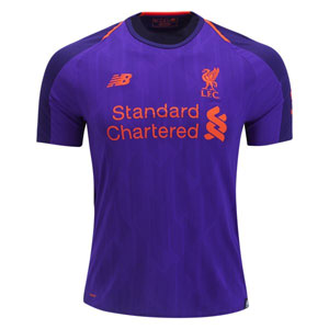 New Balance Liverpool Away Jersey 2018-2019 MT830019