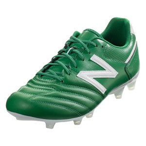 59100cb392e New Balance 442 Team FG - Green White MSCTFGW1