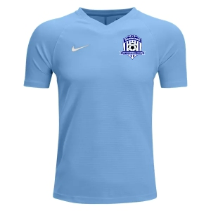 Birmingham City Football Club Nike Youth Tiempo Premier Jersey - Light Blue/White BCFC-894114-448