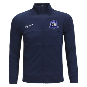 Birmingham City Football Club Nike Youth Academy 19 Jacket - Navy/White BCFC-AJ9289-451