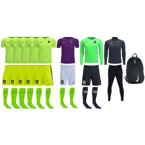Club Med Academies - Adult Required Goalkeeping Kit CMA-ADGKKT