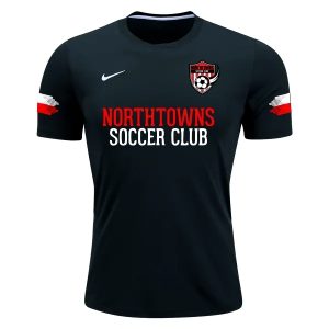 Northtowns Soccer Club Nike Park VI Jersey - Black/White NSC-899915-010