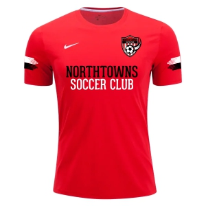 Northtowns Soccer Club Nike Park VI Jersey - Red/White NSC-899915-657