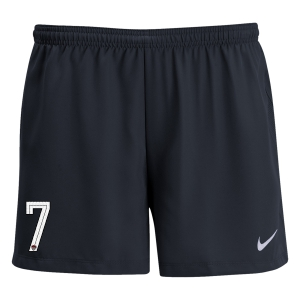 Northtowns Soccer Club Nike Women's Dry Laser IV Shorts - Black NSC-AJ1266-010