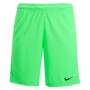 Nike Youth League Knit Goalkeeper Shorts - Green Strike 725983-398