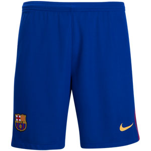 Nike Barcelona Home Short 2017-2018 847257-455