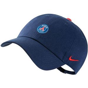 c3bd49566d191 Nike PSG Heritage86 Cap - Midnight Navy 881718411010101