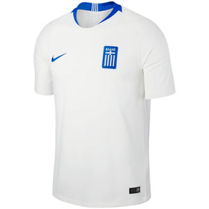 Nike Greece Home Jersey 2018 893880-100