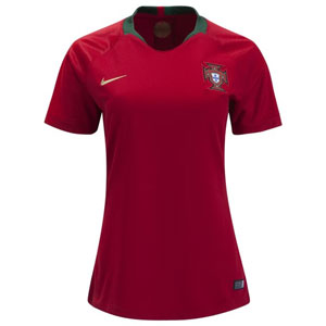 Nike Portugal Women's Home Jersey 2018 893954-687