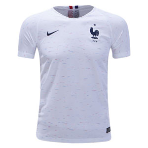 Nike France Youth Away Jersey 2018 893988-100