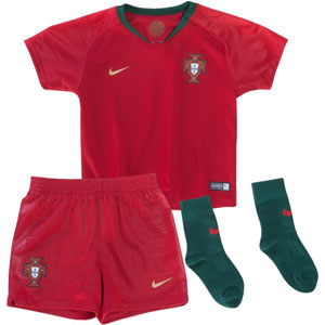 Nike Portugal Infant Home Kit 2018 894058-687