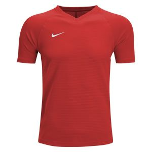 Nike Youth Tiempo Premier Jersey - Red 894114-657