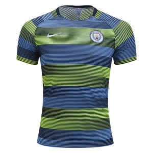 Nike Manchester City Pre-Match Training Jersey 2018 894325-702
