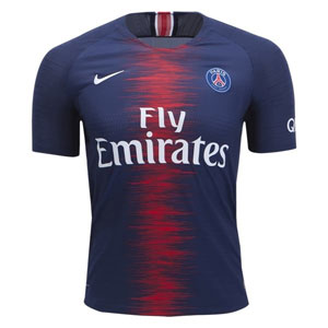 Nike Paris Saint-Germain Authentic Home Jersey 2018-2019 894419-411