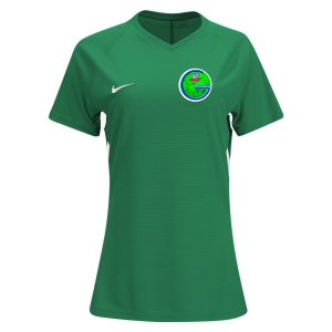 Lake Worth Sharks Nike Women's Tiempo Premier Jersey - Pine Green 894495-302-LWS