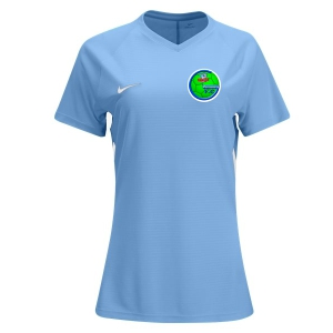 Lake Worth Sharks Nike Women's Tiempo Premier Jersey - Light Blue 894495-448-LWS