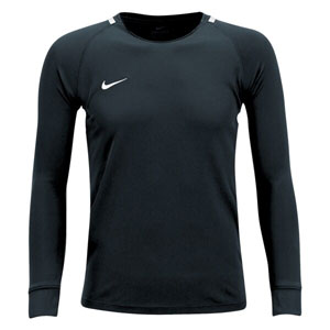 Nike Youth Long Sleeve Park Goalie III Jersey - Black 894517-010