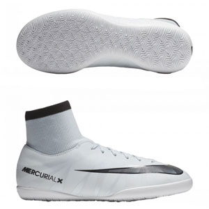 Nike Junior Mercurial Victory VI CR7 IC - White/Black Indoor 903598-401